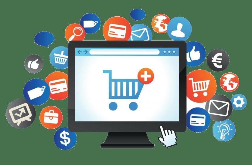 ¿Qué sitios existen ya estructurados para el comercio electronico?